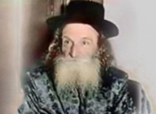 נזיר רבי דוד הכהן